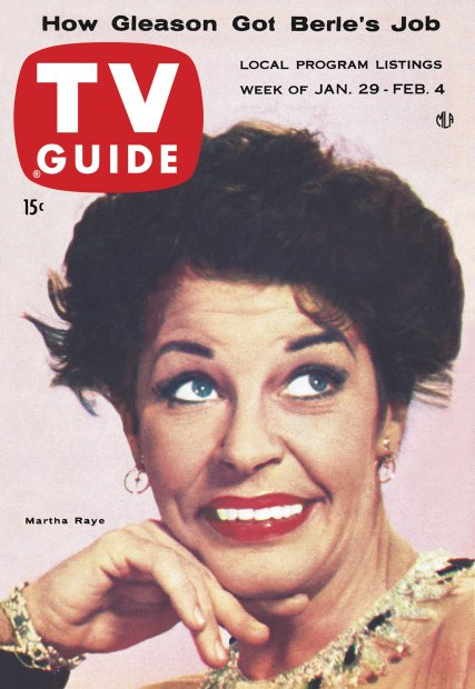 Tv Guide Magazine The Cover Archive 1953 Today 1955