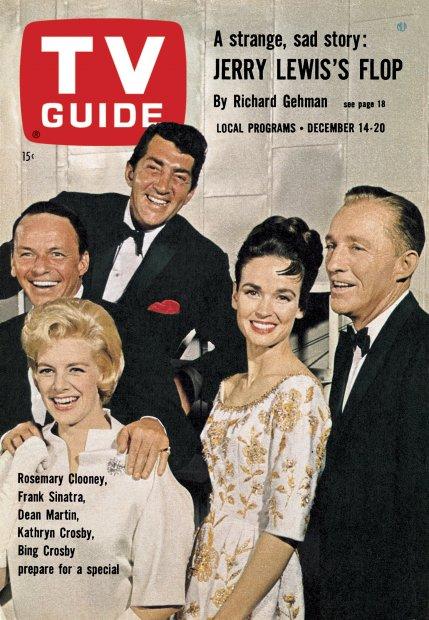 Tv Guide Magazine Frank Sinatra American Icon June/July 2014