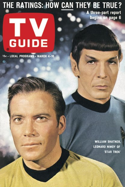 TV Guide Magazine: The Cover Archive 1953 - today!   1967   March ...