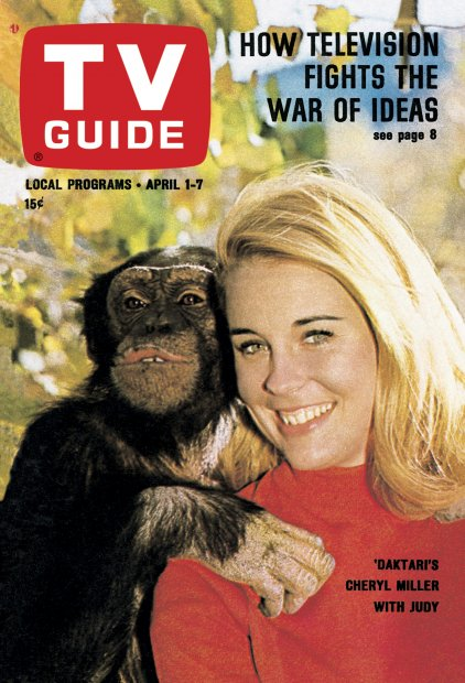 Tv guide magazine: the cover archive 1953 today!   1978   april.