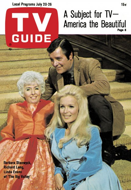 tv guide magazine the cover archive 1953 today 1968
