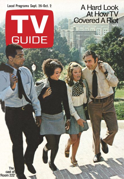 TV Guide Magazine: The Cover Archive 1953 - today! | 1970 ...