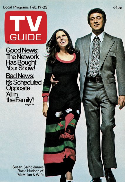 TV Guide Magazine: The Cover Archive 1953 today! | 1973