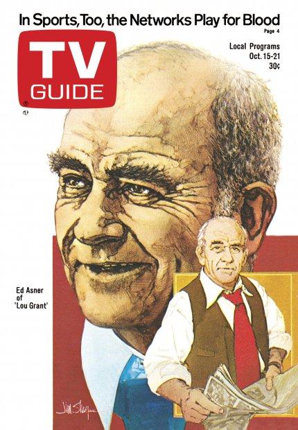 TV Guide magazine October 17 1970 Partridge Family