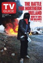 TV GUIDE SEPTEMBER 1981 FALL PREVIEW (VG/FN) FALL GUY GIMME A BREAK, FALCONCREST