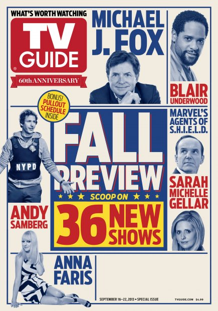 tv guide magazine the cover archive 1953 today 2013 rh tvguidemagazine com 1969 TV Guide Fall Preview Fall TV Guide Listings