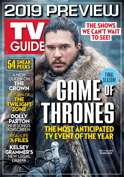 TV Guide Magazine: The Cover Archive 1953 - today! | 2019