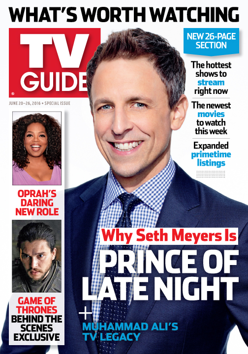 Why late night's seth meyers is the man of the late hour | the.
