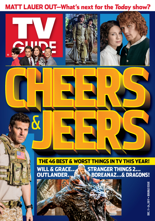 Cheers Jeers The Best And Worst Things In Tv This Year The