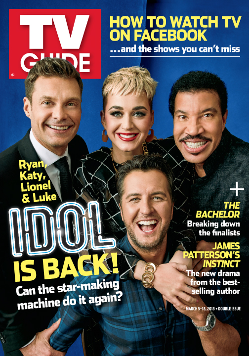 Ryan Seacrest, Katy Perry, Lionel Richie, Luke Bryan