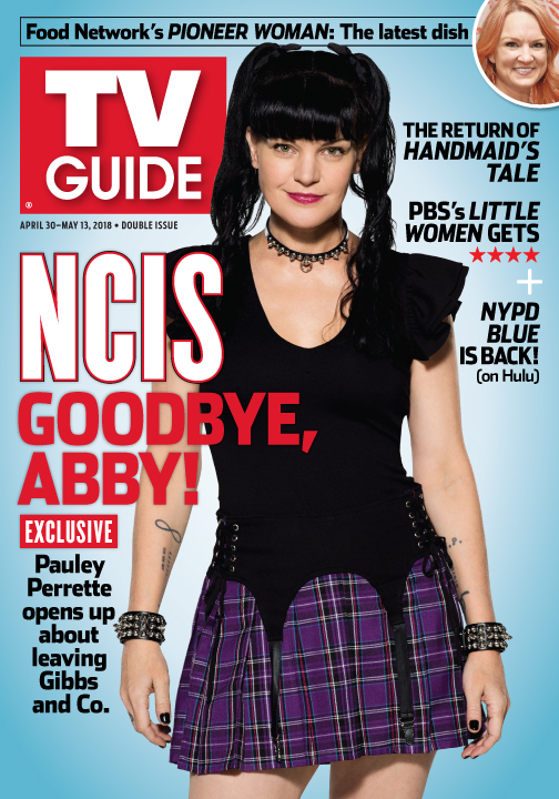 Pauley perrette abby from ncis