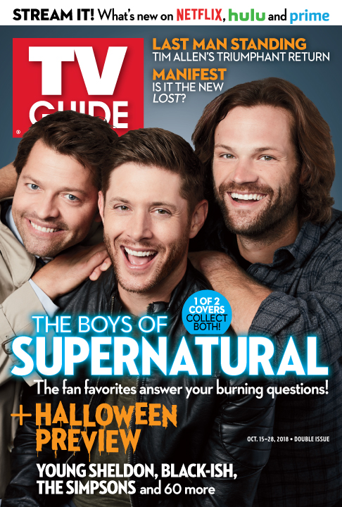 The Boys Of Supernatural The Fan Favorites Answer Your
