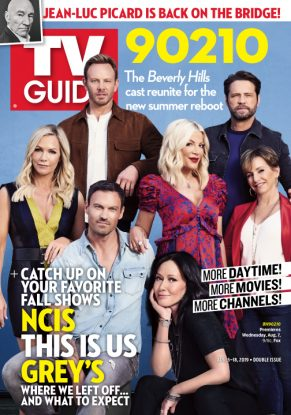The official site of TV Guide Magazine