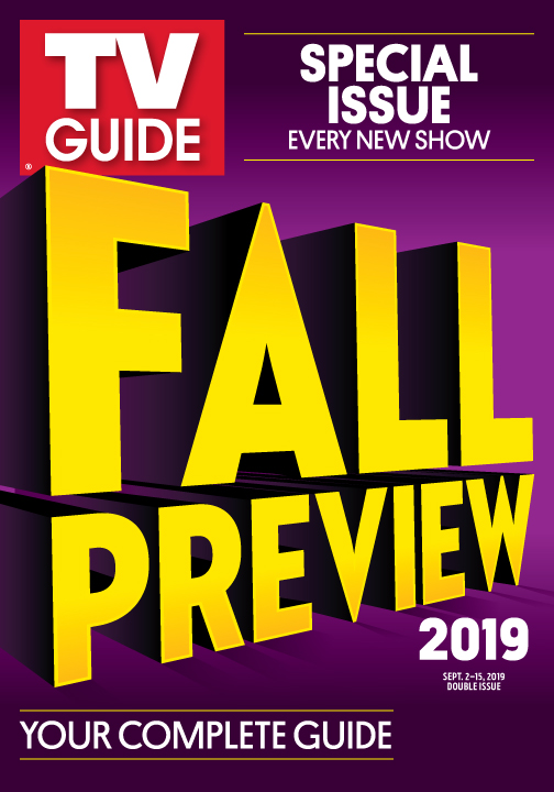 Image result for tv guide 2019