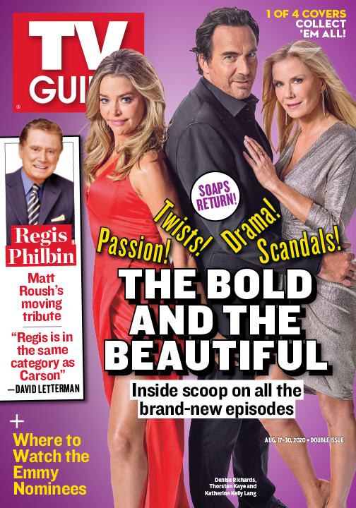 TV Guide - Soaps News - The Bold and the Beautiful - August 17, 2020