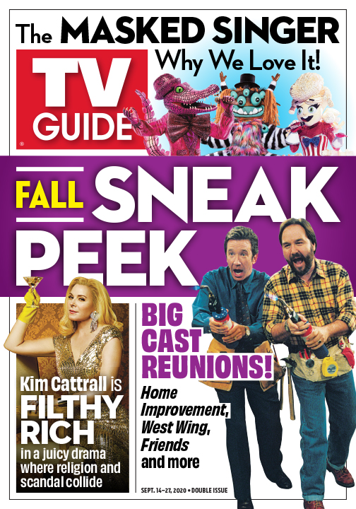 TV Guide - Fall Sneak Peak - September 14, 2020