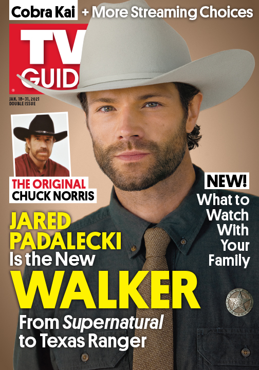 TV Guide - Walker Cover - January 18, 2021