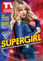 TV Guide - Supergirl - April 26, 2021