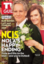 TV Guide - Cover NCIS NOLA's Happy Ending - May 10, 2021