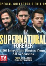 TV Guide - Cover Supernatural Forever - May 18, 2021