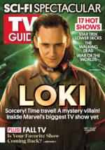 TV Guide - Cover Loki - June 7, 2021