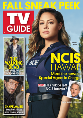 TV Guide - Cover Fall Sneak Peek - August 12, 2021