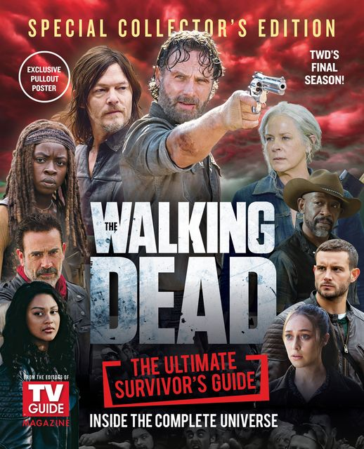 V Guide - Cover The Walking Dead - August 17, 2021