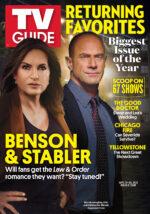 TV Guide - Cover Returning Favorites - September 9, 2021