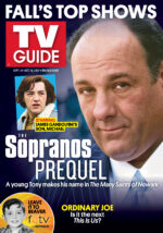TV Guide - Cover Fall's Top Shows - September 23, 2021